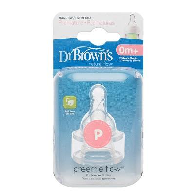 Dr. Brown's Prematuurspeen (2 st.)