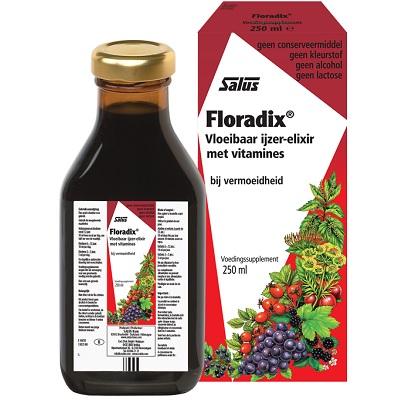 Floradix ijzerelixer