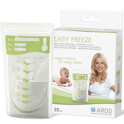 Ardo EasyFreeze Moedermelkbewaarzakjes