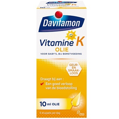 Davitamon Vitamine K Olie