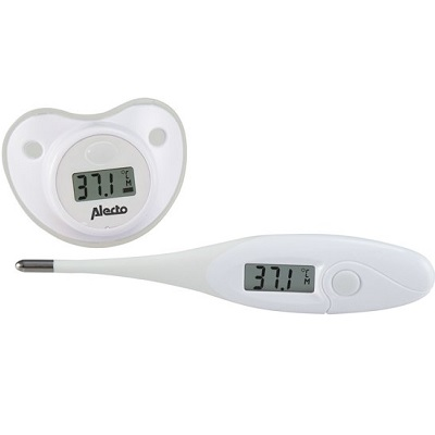 Alecto Baby Thermometerset