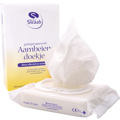 Dr Swaab aambeiendoekjes