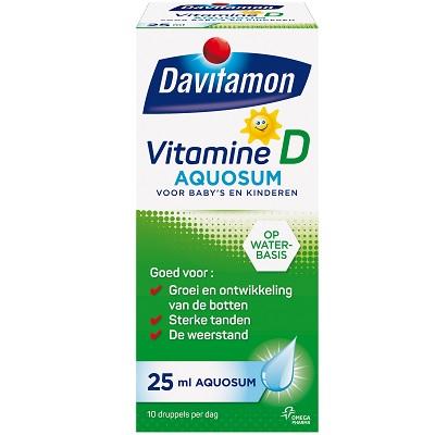 Davitamon Vitamine D Aquosum