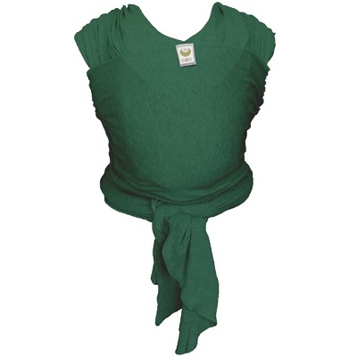 ByKay Stretchy Wrap Classic Draagdoek - Forest Green