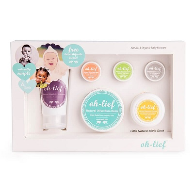 Oh-lief Baby Gift Box