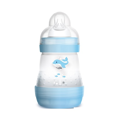 MAM Easy Start Anti-Colic babyfles-Blue